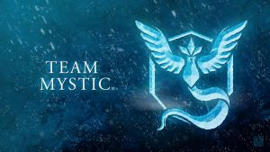 Team Mystic by MaeMaeTwin