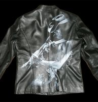 Eric On My Jacket by esyre