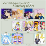 2011 Art Summary Meme by Toto-the-cat