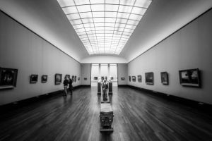 2013, Berlin - old national gallery by Modi1985