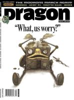 Modron April Fool's Cover by nJoo