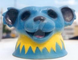 Grateful Bear by Dave Britton by BrittonsConcoctions