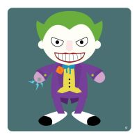 joker by striffle