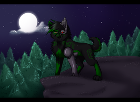 .:Lifeless Night:. by TrelDaWolf