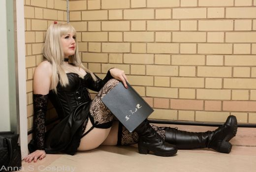 Misa Amane - Death Note by NomesCosplay