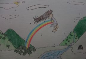 I Came In Like A Rainbow by Serena4