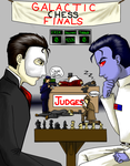 Battle of the Minds by Chimaera-Stormhawk