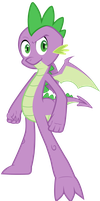 Adolescent Spike by ShadowGTR