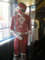 MMPR Red Ranger Suit by Phenom-Jak