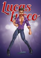 Lucas Lucco by maosdesign