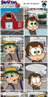 Buy ALL The Editions by DairyBoyComics