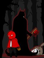 Red Hood: Murder In The Forest by CrimsonHorror