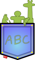 Pocketsize Behavior Science Logo - Behavior Works by jimbox31