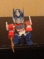 Lil optimus papercraft complete by Lilscotty