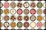Donuts for School by Chocolate-Paper
