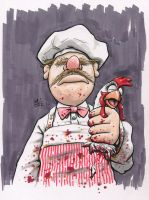 Swedish Chef by MikimusPrime