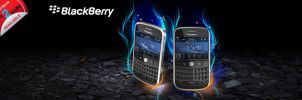 BlackBerry Bold by gilang2007