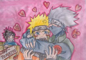 KAKASHI..... by deadlyblack