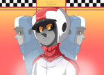 Turbo Time by InkpotBot