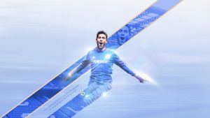 Eden Hazard Wallpaper by eaglelegend