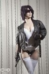Major Kusanagi with Seburo-M5 by gstqfashions