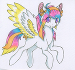 Points Adopt #3 [SOLD] - LocalAlly by Emypony