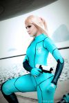 Metroid - Samus zero suit 7 by Yukilefay