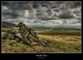Pendle View by Centurionuk
