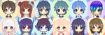 Pixel Icons Batch 5 by namiirin