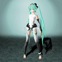 Dreamy Theater 2nd Hatsune Miku Append by ArmachamCorp