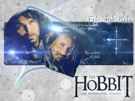 Fili and Kili by Gem88