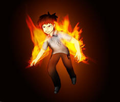 Jerel Ablaze Revamped by mchectr