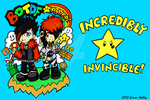 .:Incredibly Invincible!:. by Mako-Eyed