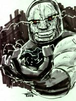 Darkseid by johnraygun