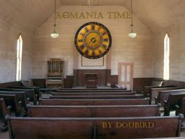 Romania-Time Cairo-Clock by GrynayS