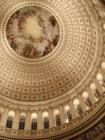 The Capitol Rotunda by TheDayILiveFor