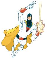 Space Ghost by bbrunoliveira