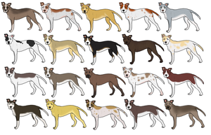OPEN - American Pit Bull Terriers Designs by SirJudeNolan