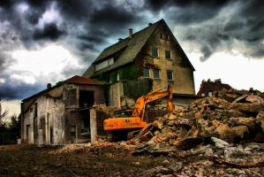 the demolition by renes-pics