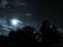 judgment of the moon and stars by Achello