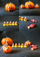 Halloween: Pumpkins and Sweets by CazGirl