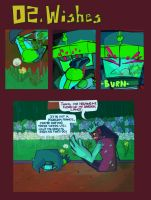 02. Wishes page 1 by yoreeba