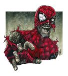 Zombie Spider-Man by BigChrisGallery