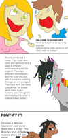 HOW TO BE POPULAR ON DEVIANTART by Almighty-Cracker