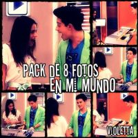 Pack fotos en mi mundo by lalaaraujo121