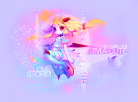 Love Storm. by Roshio