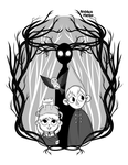 Over the garden wall by AndyMendo