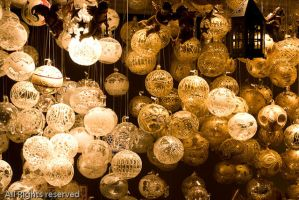 Christmas ball ornaments by flaimo