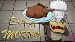 EAT AT MORTONS by w00twithBrawl
