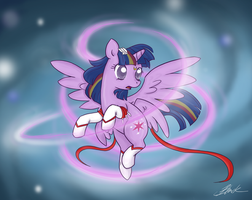 MLP - Pretty Soldier Sailor Twilight by caycowa